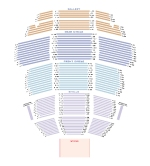 Glasgow seating plan
